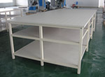 Cuting table